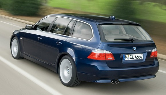 Confirmed BMW 5 Series Wagon
