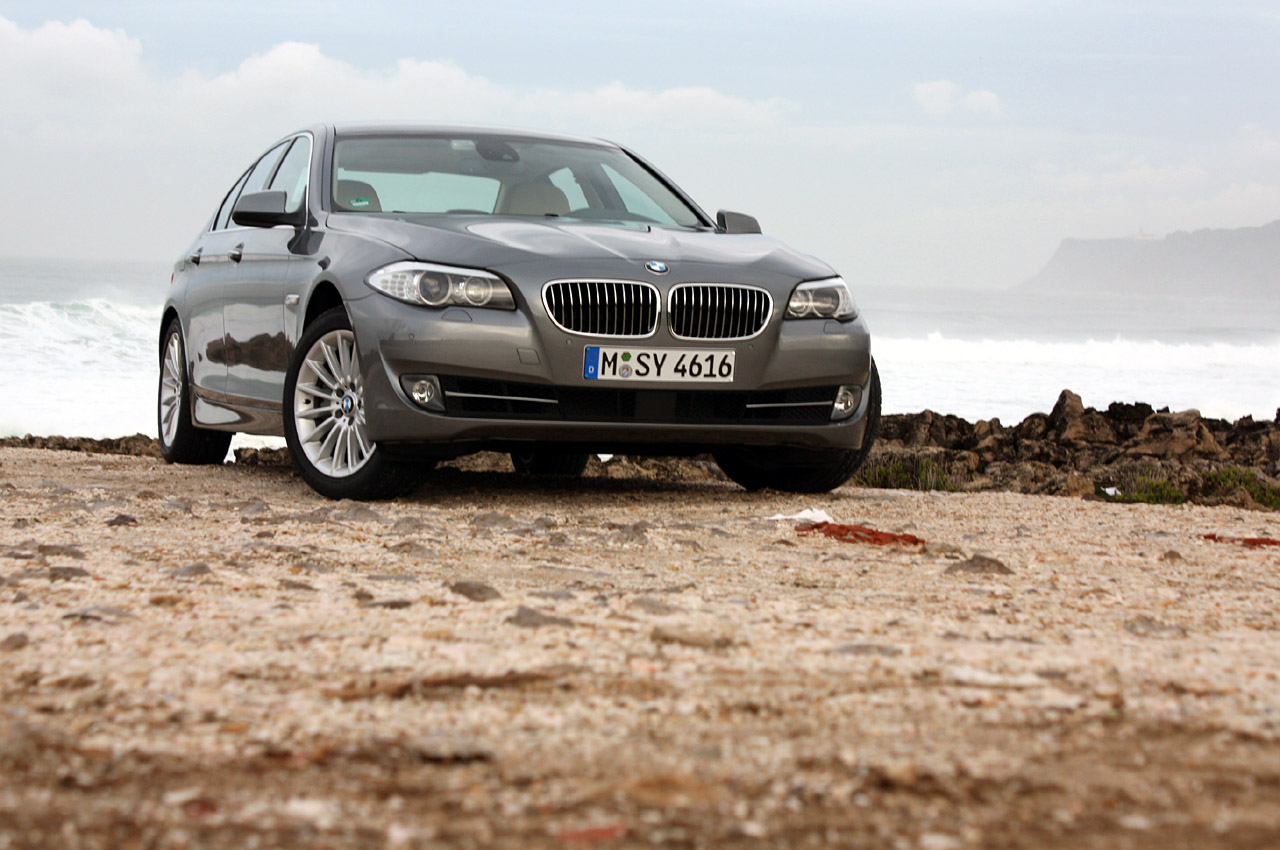 BMW may debut the ActiveHybrid 5 concept