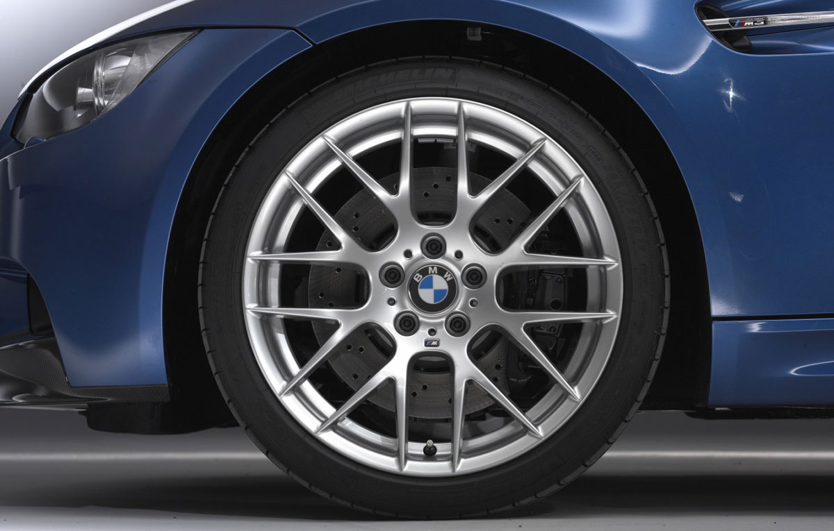 BMW M3 becomes more gentle with the environment