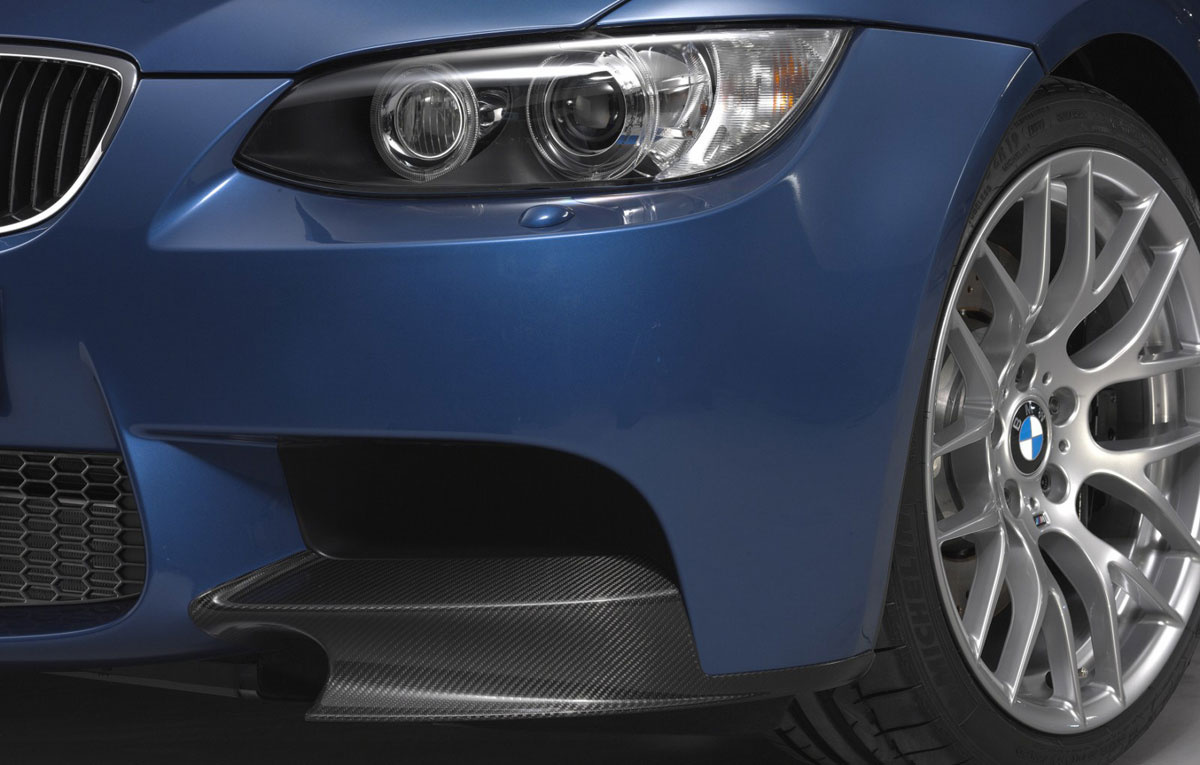 More Details About the New BMW M3 Facelift