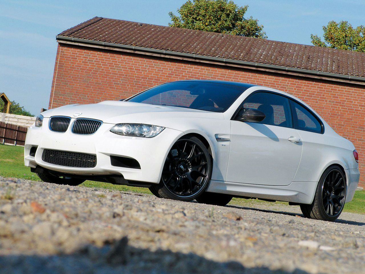 Manhart Racing Tuning Package for BMW M3