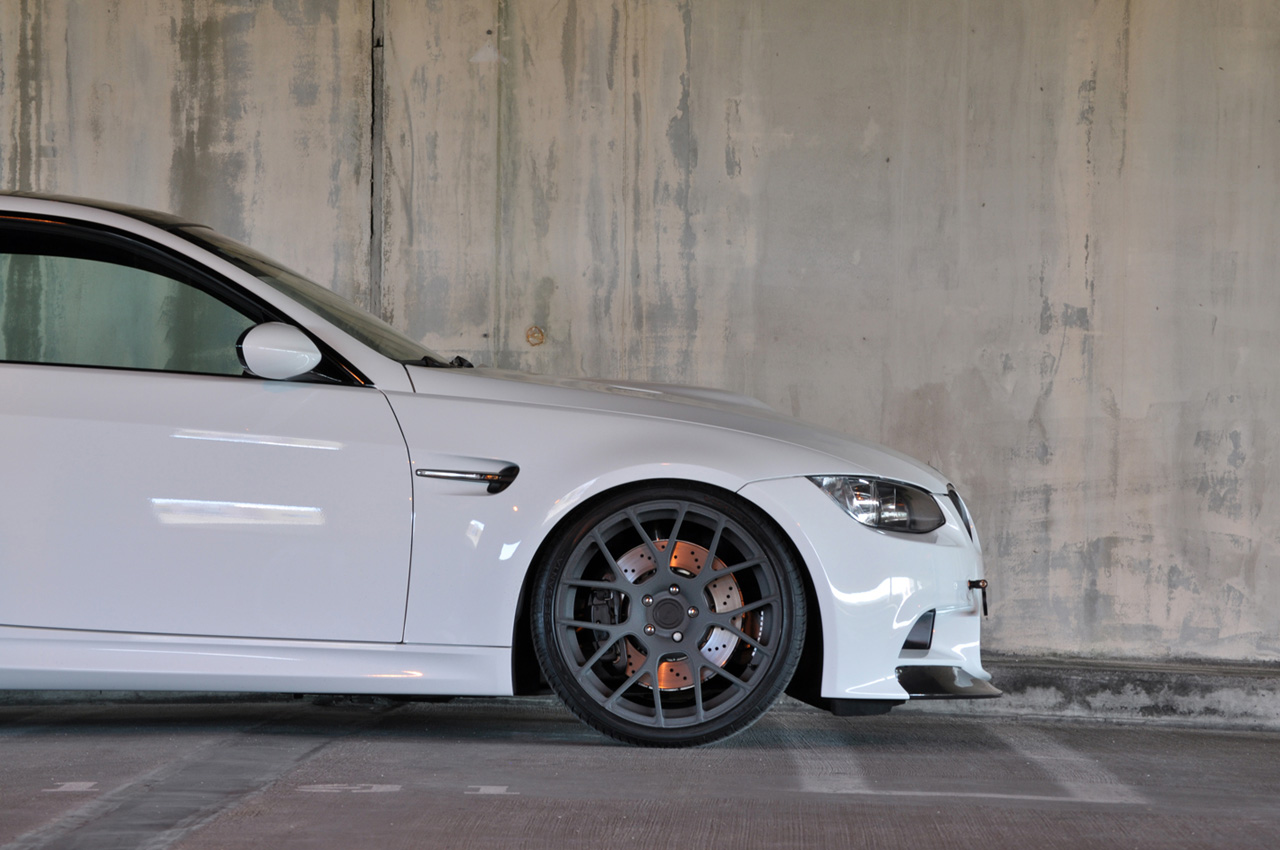 Photos and details about BMW M3 tuned by Avus Performance