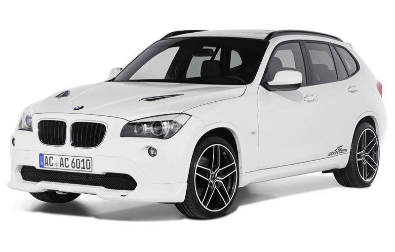 AC Schnitzer tuning package for BMW X1