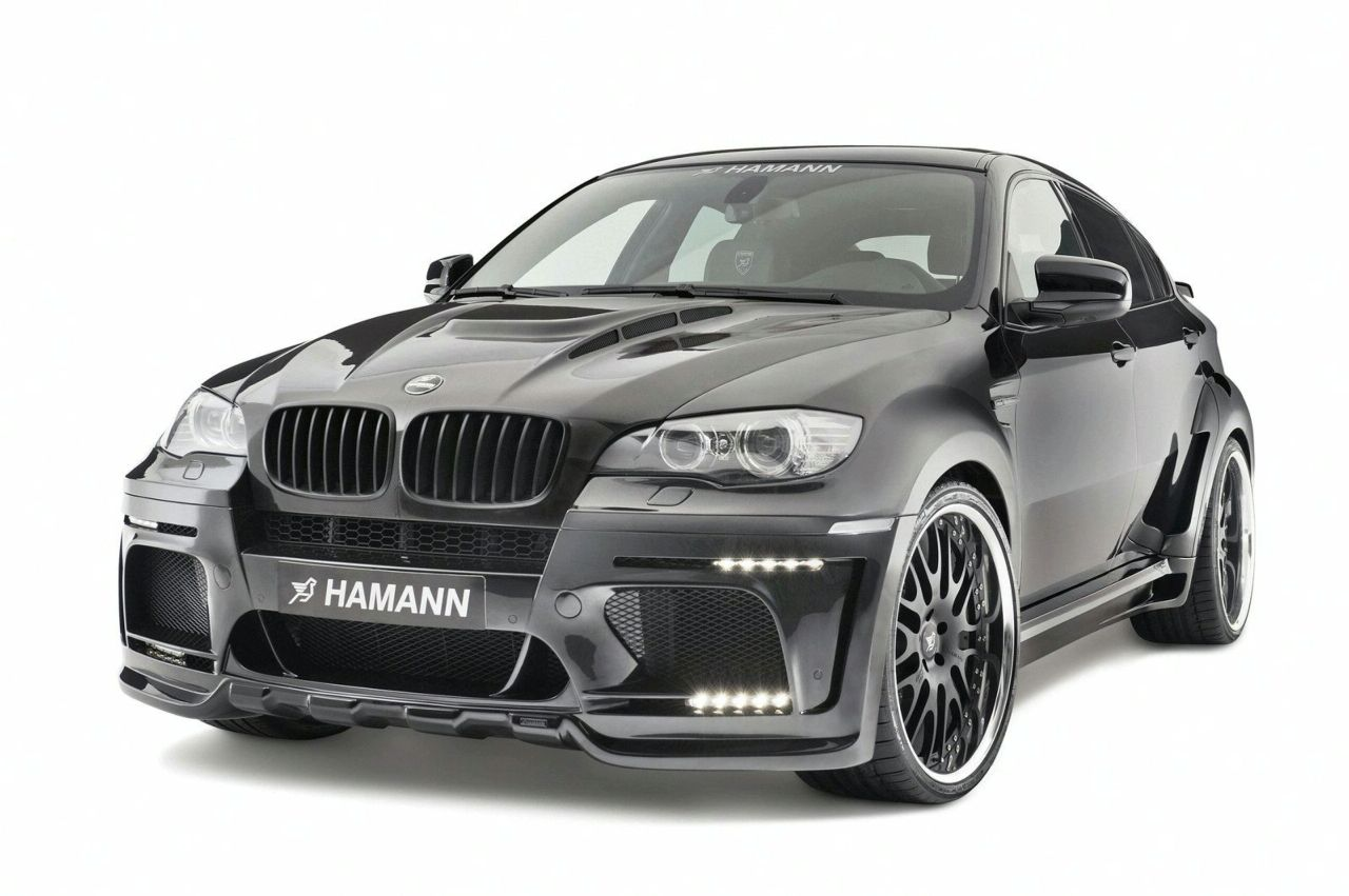BMW X6 Tycoon Evo M is going to come at the Geneva Auto Show