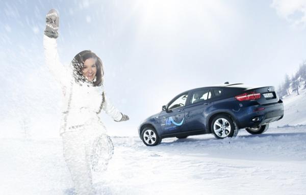 BMW and Katarina Witt