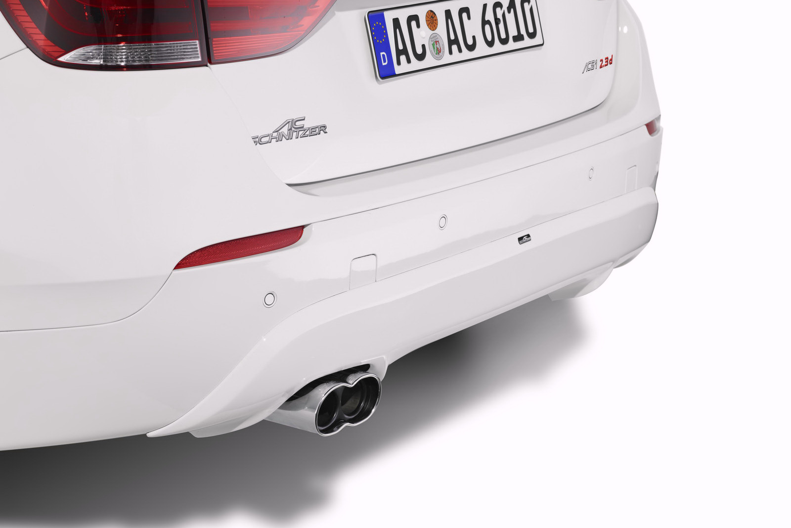 Mega Photo Gallery for the AC Schnitzer BMW X1