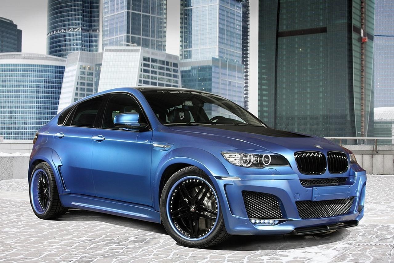New Photos with BMW X6M CLR Lumma