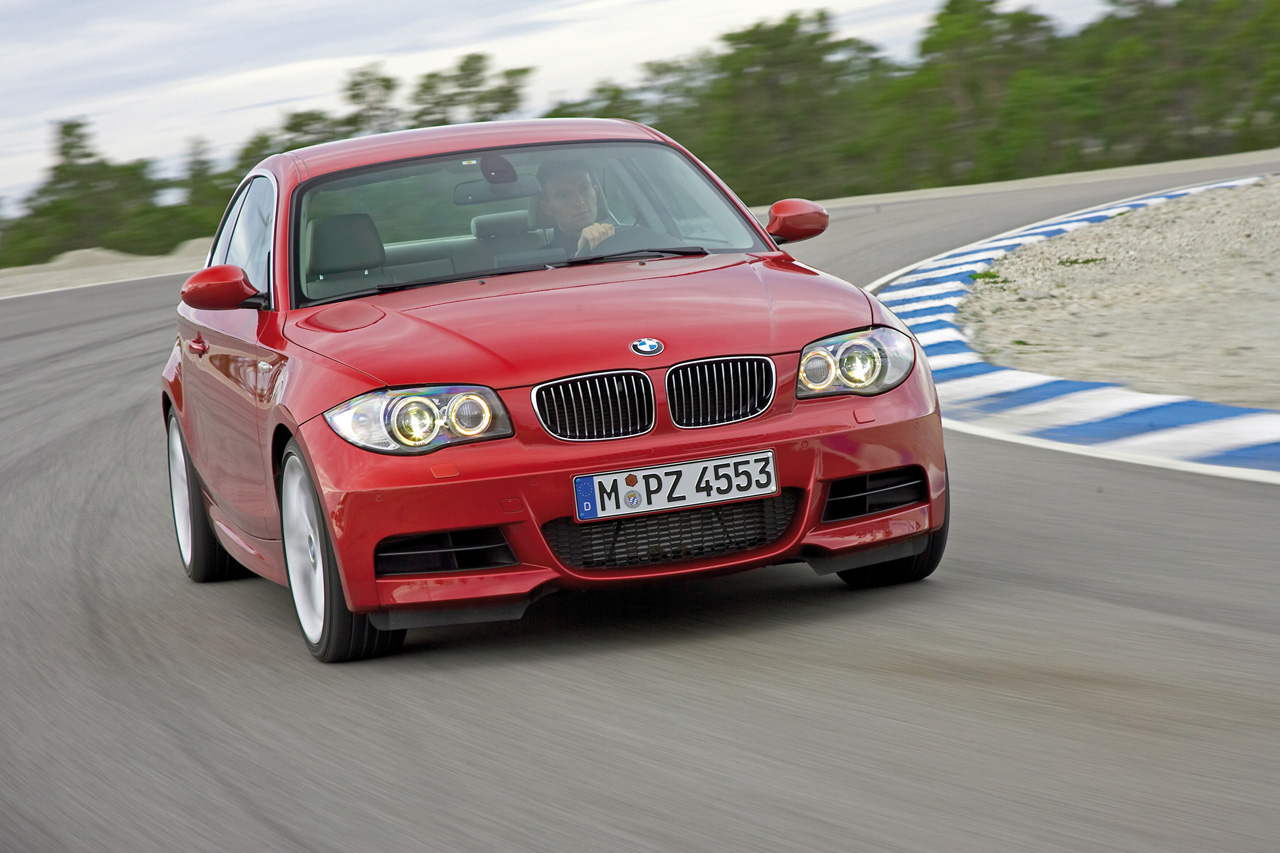 Rumors saying that there will be a BMW 135is instead of BMW M1