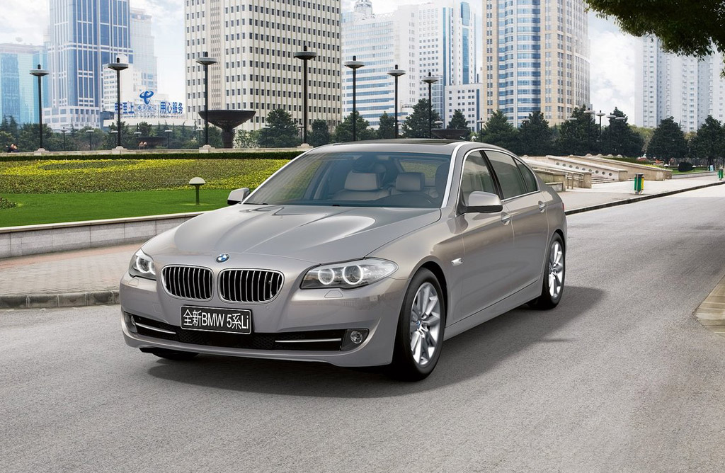 The 2011 BMW 5 Series Long-Wheelbase has been launched in China
