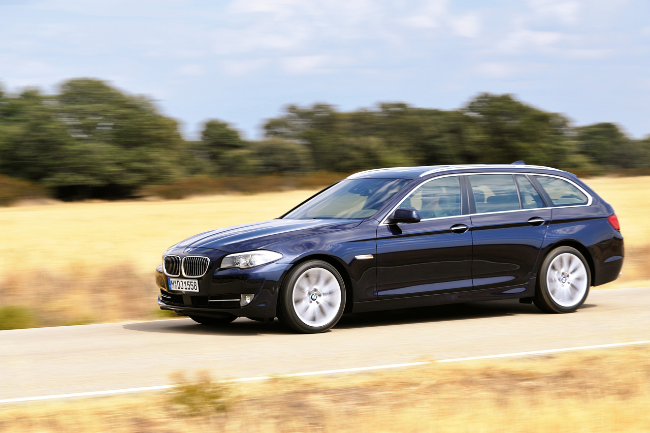 Video preview of the 2011 BMW 5 Series Touring