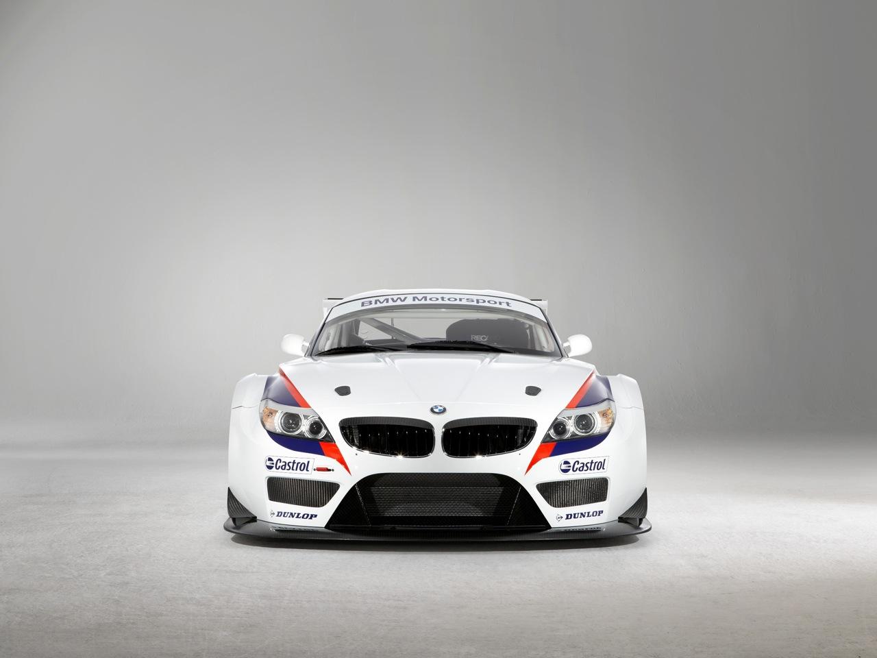 Revealed BMW Z4 GT3
