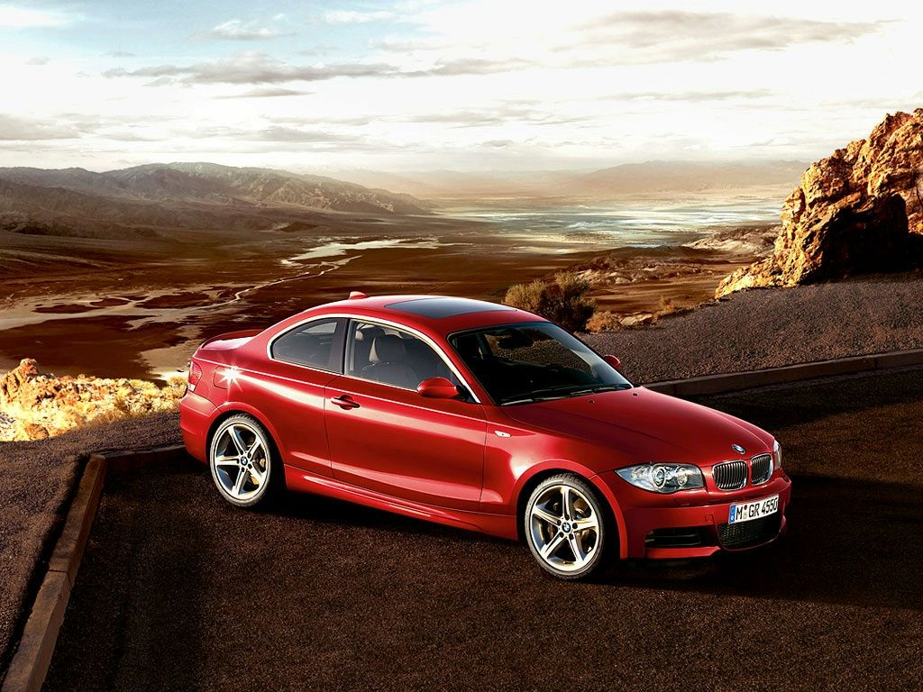 Most BMW 1 Series think they are drivinga front wheel drive car