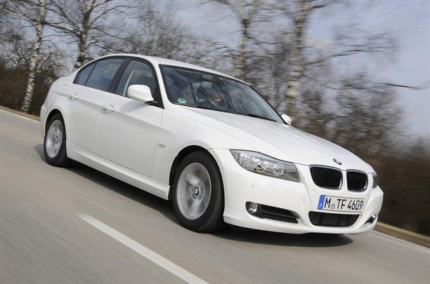 Photos and details about the BMW 320d Efficient Dynamics