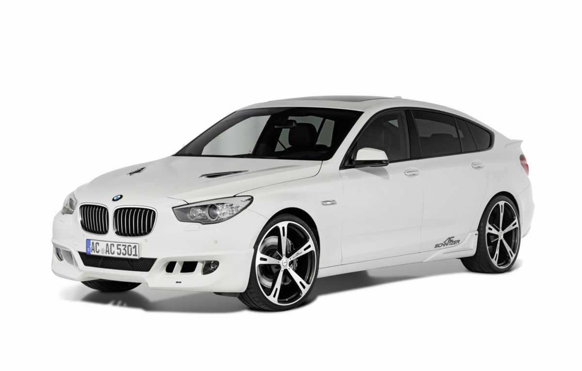 BMW 5-Series GT by AC Schnitzer presented at Geneva