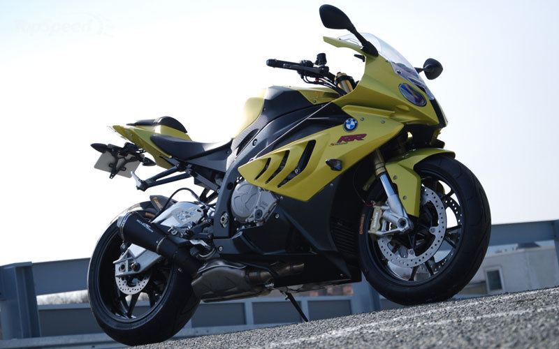 BMW S1000RR tuned by AC Schnitzer with photos and details