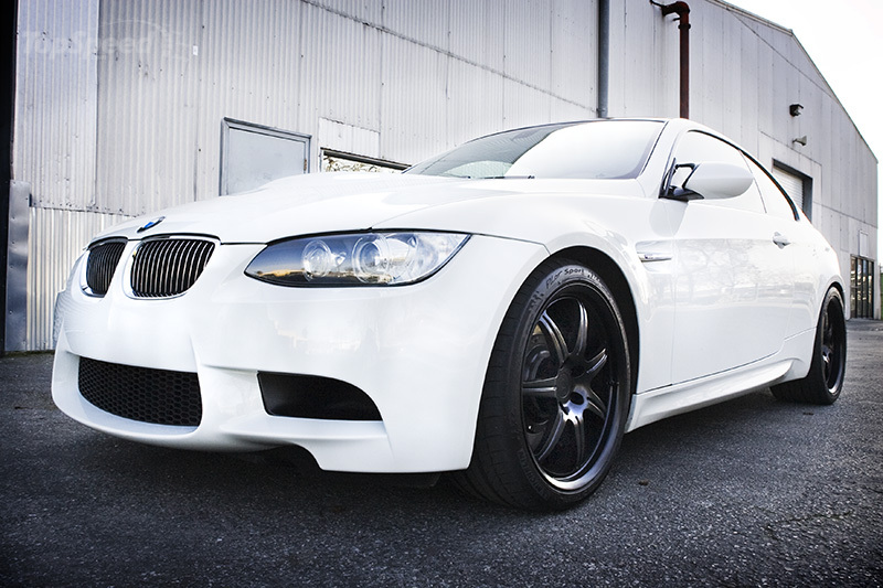 BMW S3-R M3 tuned by Dinan with photos and details