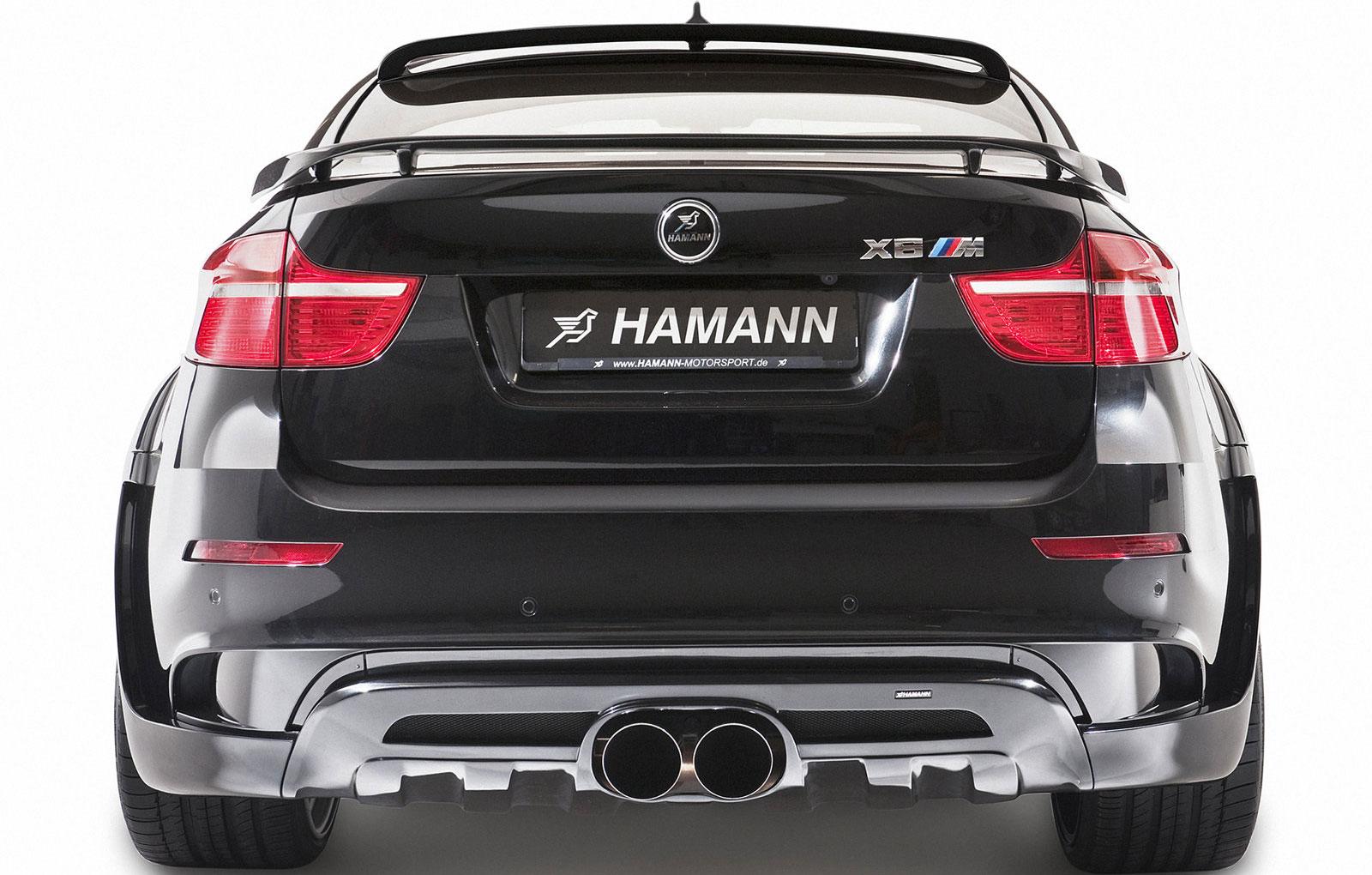 BMW X6 Hamann Tycoon Evo M debuted at Geneva
