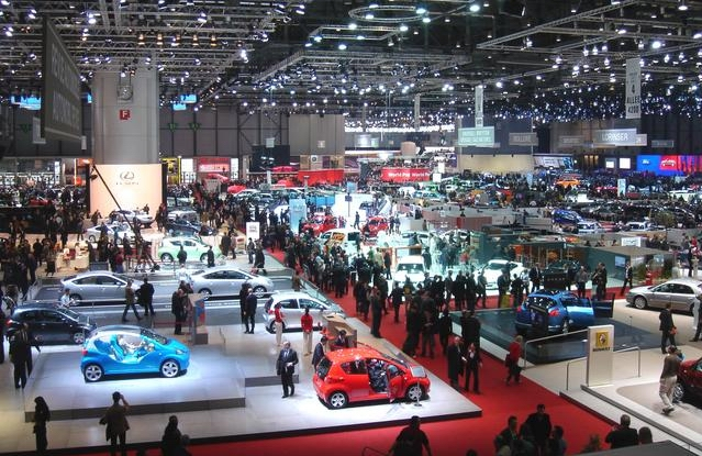 Teaser video with BMW at the Geneva Auto Show