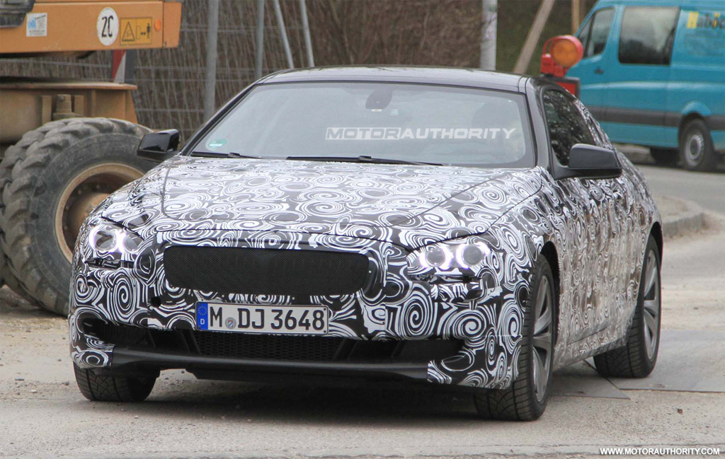 2012 BMW 6-Series Spy Photos-1