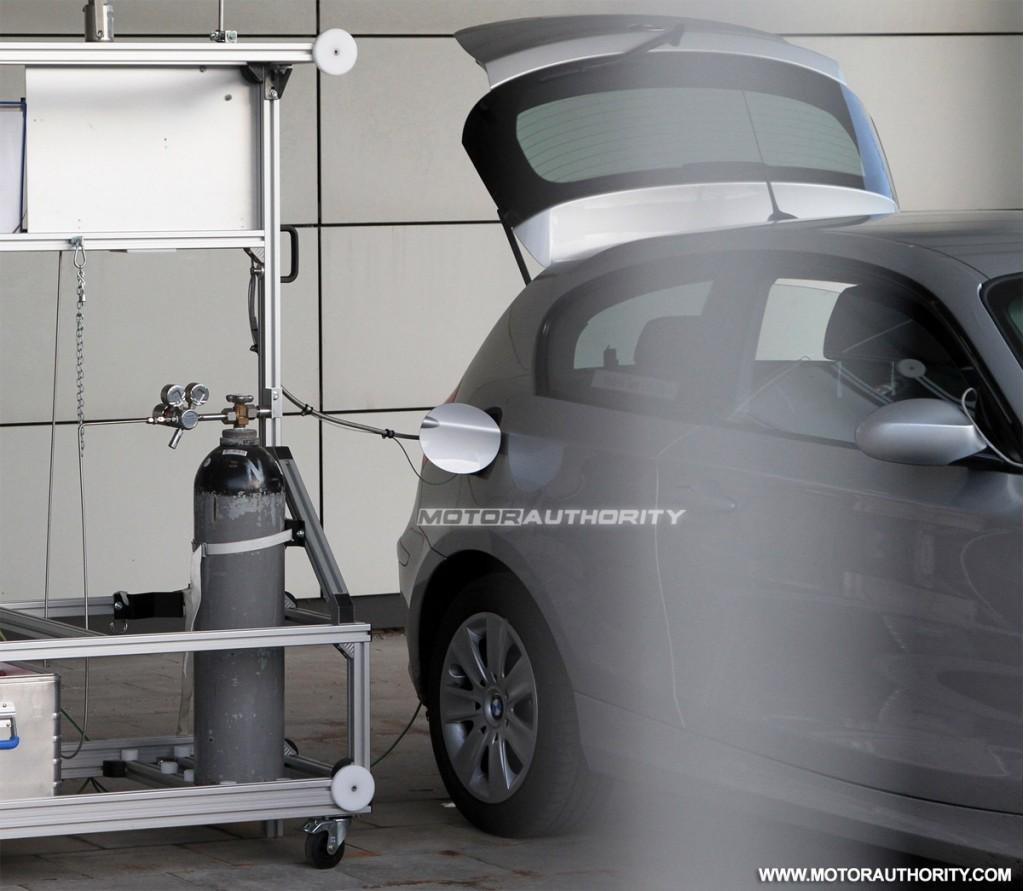 BMW 1 Series Hydrogen-1