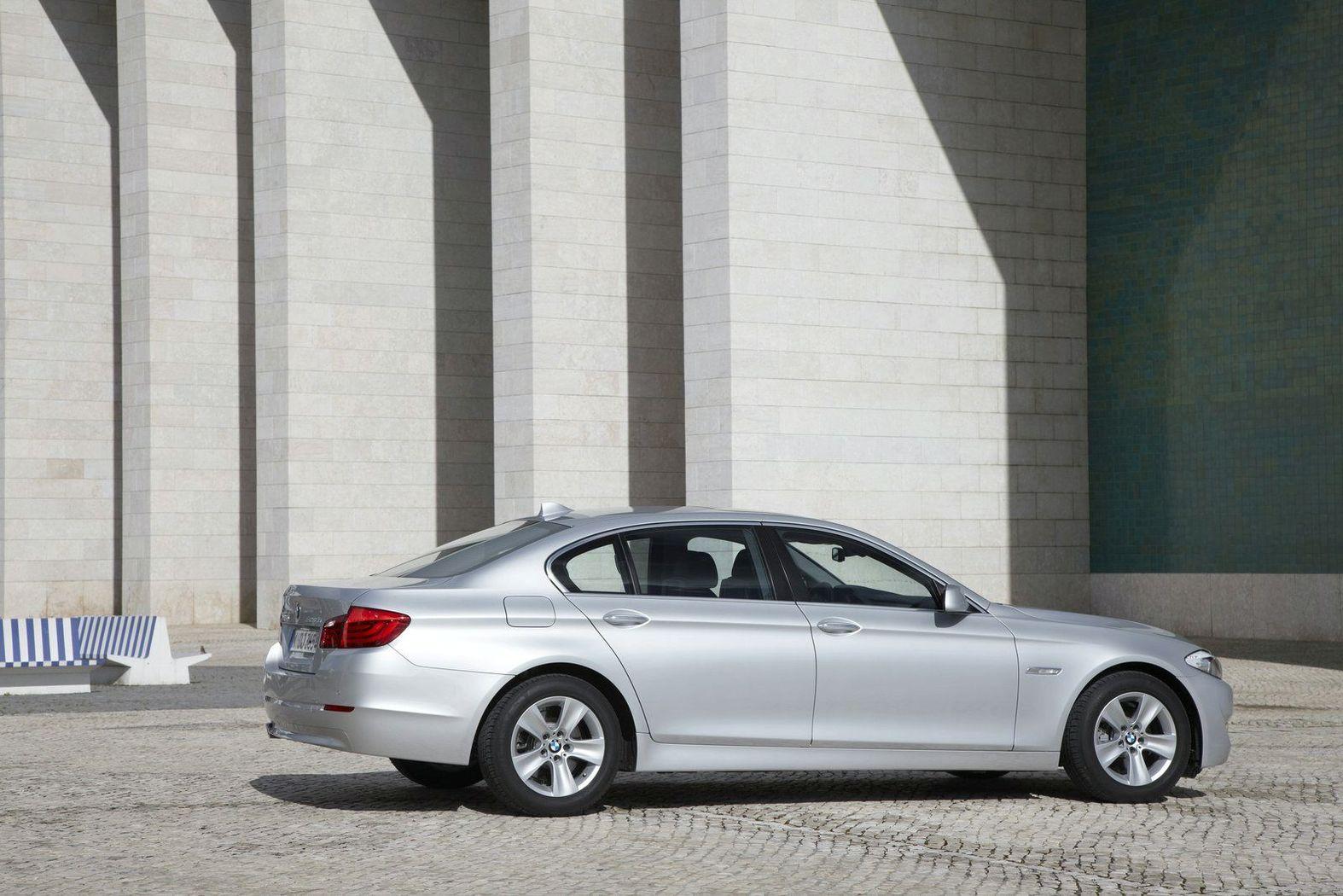 BMW 5 Series F10 LWB