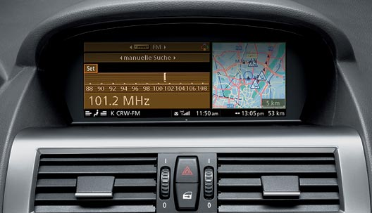 The HD Radio feature will be a standard for the 2011 models
