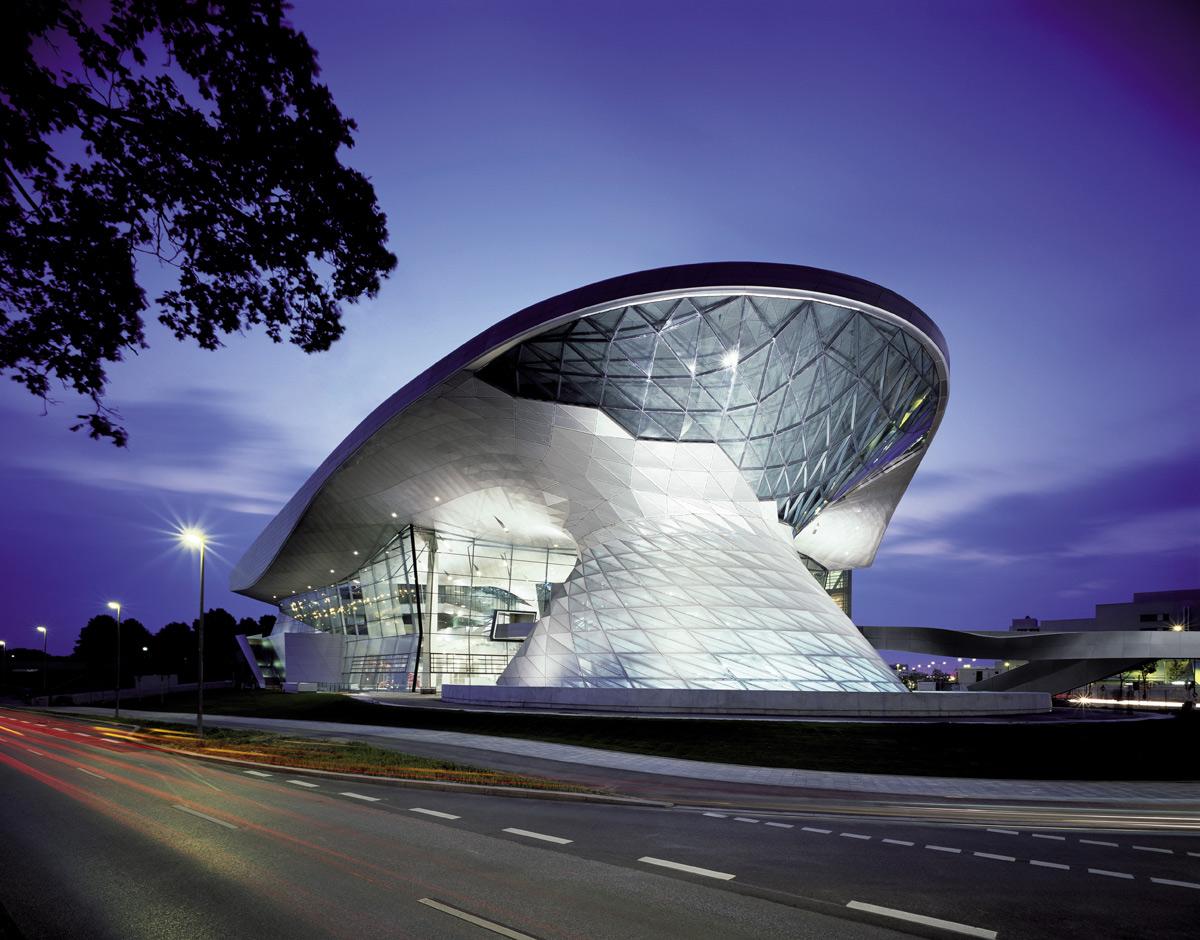 BMW Welt Brand Center