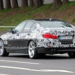 2011 BMW M5