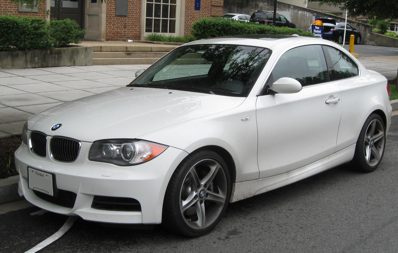 BMW 135i E82