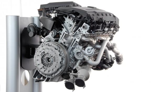 BMW 3 Liter Twin-Turbo Diesel