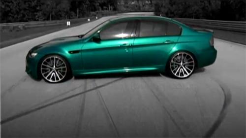 BMW M3 Atlantis