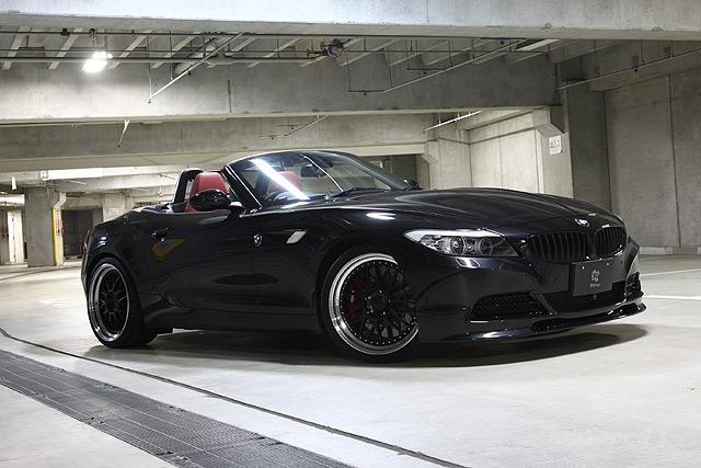 BMW Z4 Roadster 3D Design
