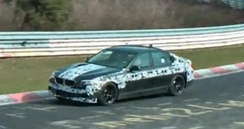 2011 F10 BMW M5