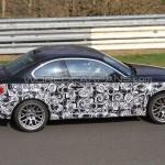 2012 BMW 135is on the Nurburgring