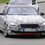 2012 BMW M6 spyshot