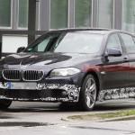 BMW 5 Series M-Sport package