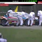 BMW Art Car at Le Mans