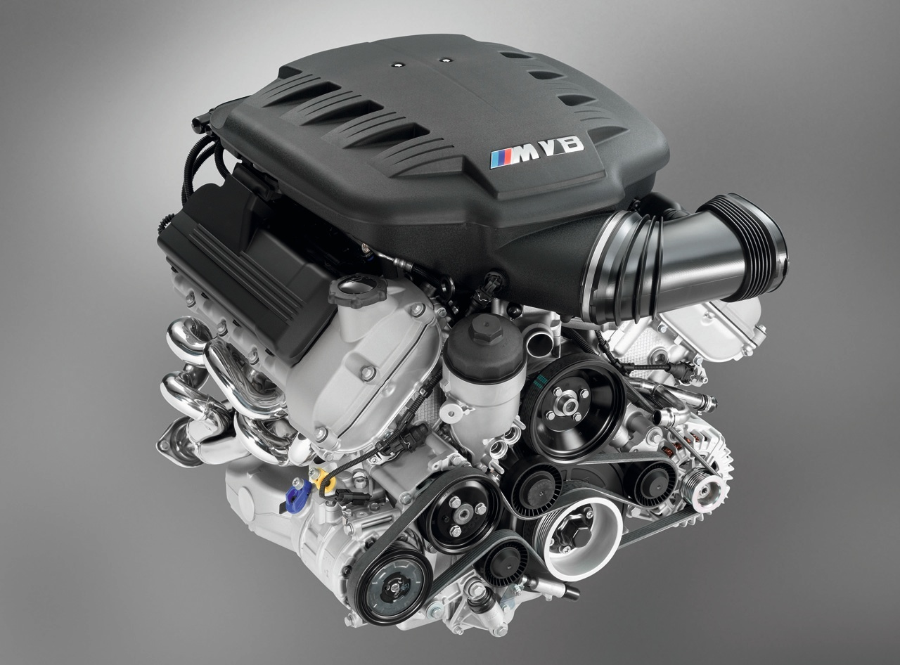 BMW M3 S65 Engine