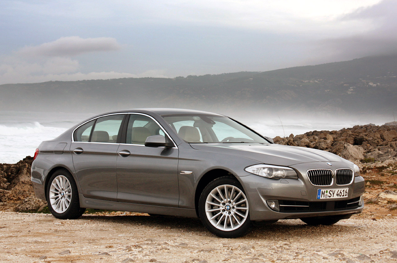 BMW 5 Series 2010 bmw 5 series 528i xdrive BMW still the leader of sales in 2010, followed now by Mercedes ...