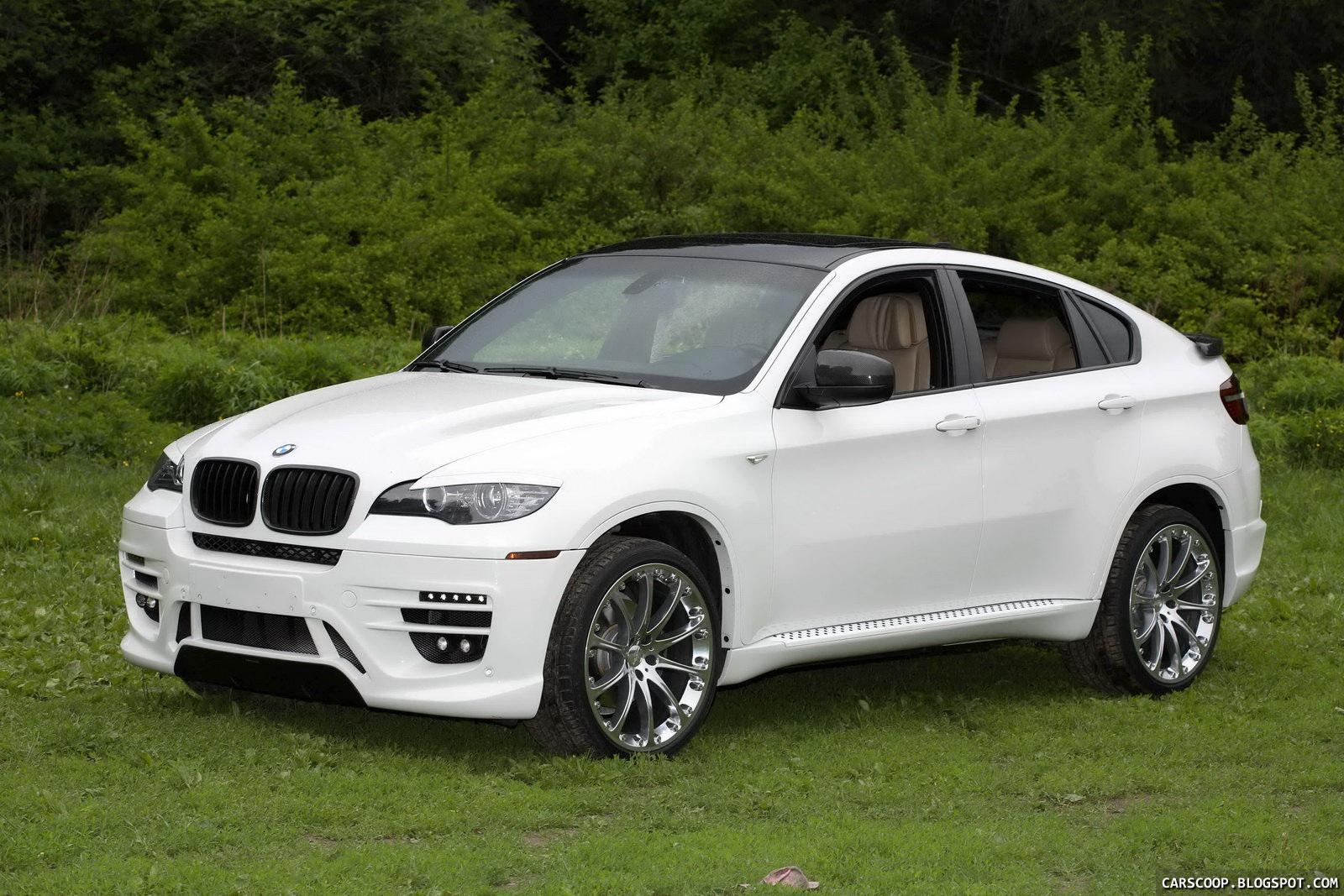 Status Design BMW X6