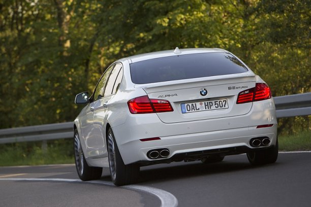 Official: Alpina B5 revealed at Goodwood