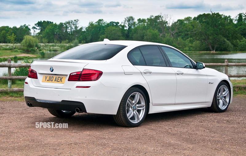 Bmw 550i F10. BMW 5 Series F10 Sedan M Sport