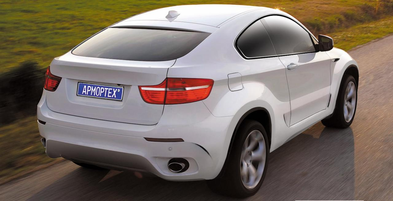 ArmorTech tuners created BMW X6 Coupe
