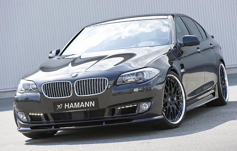 BMW 550i by Hamann