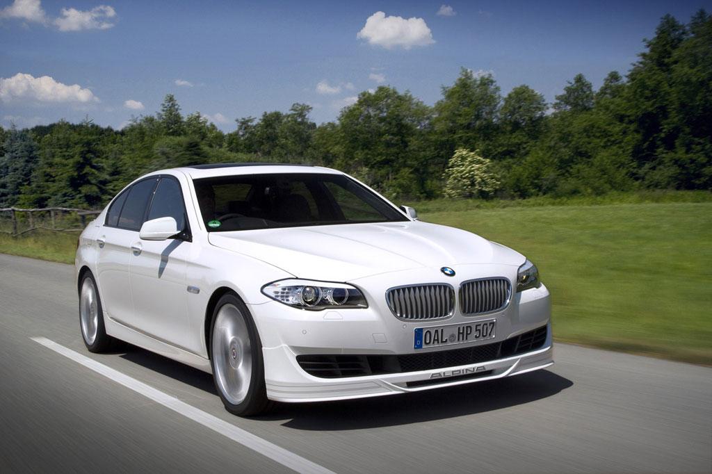 BMW Alpina BiTurbo Front