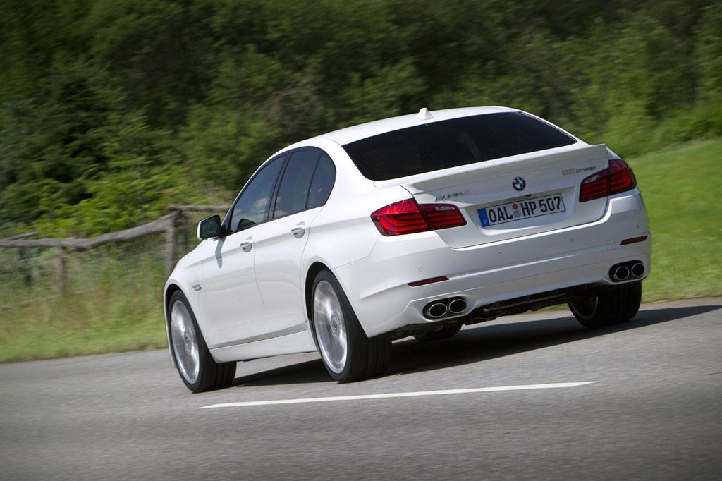 BMW Alpina BiTurbo Rear