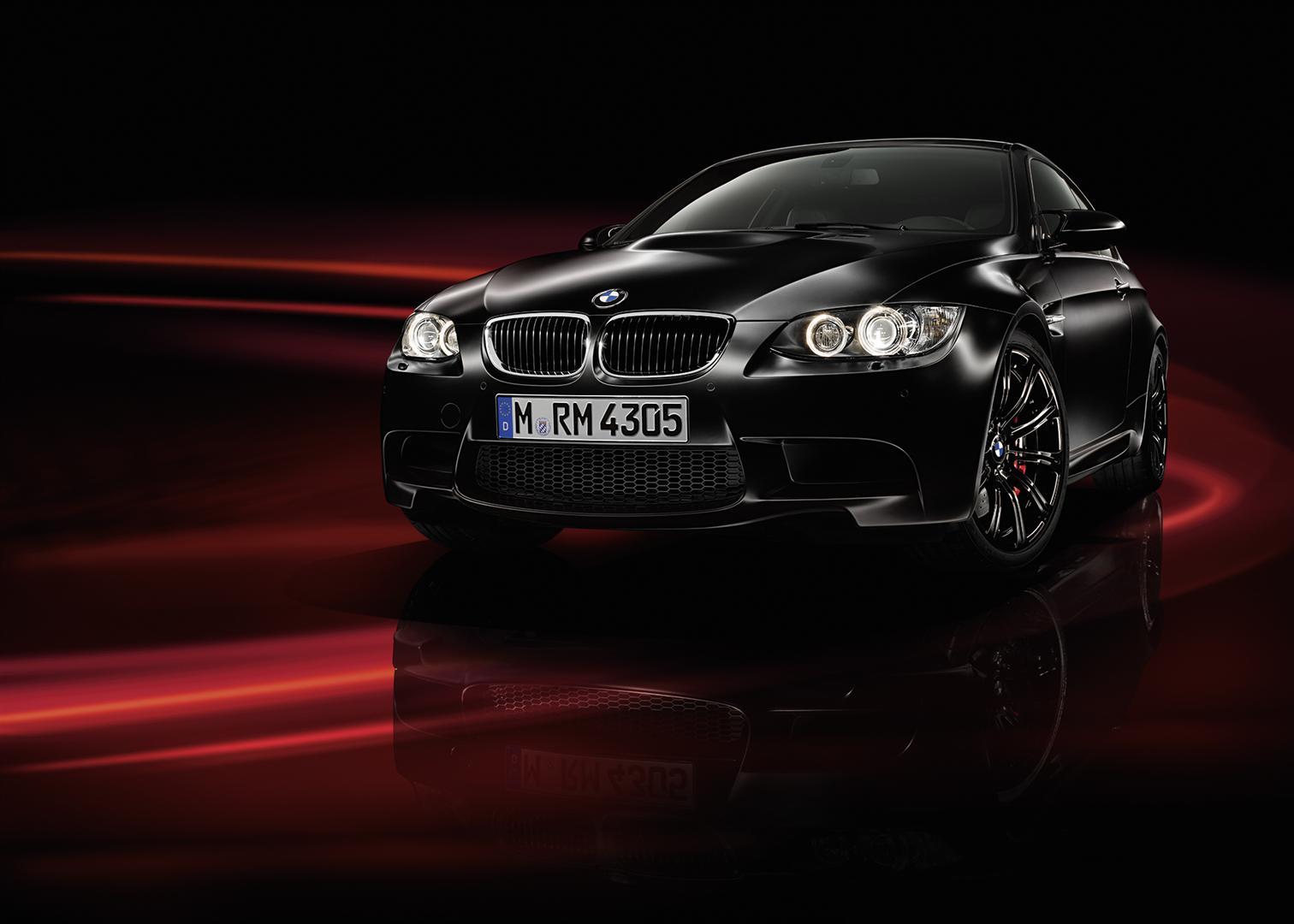 BMW M3 Frozen Edition Front