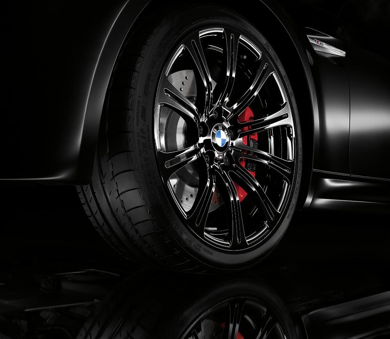 BMW M3 Frozen Edition Wheels