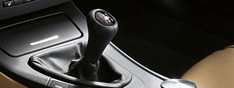 BMW Transmission