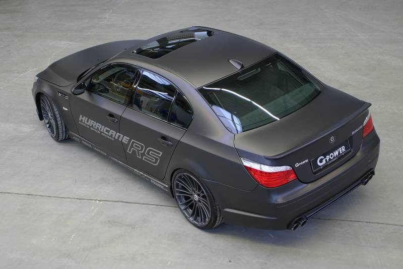 G-Power Hurricane RS rear